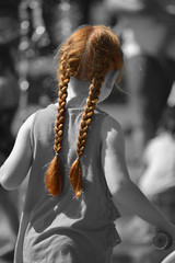 Red Head With Braids (swong95765) Tags: red girl hair child young redhead braids braid