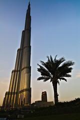 Burj Khalifa in Dubai (VivaViena!) Tags: architecture dubai uae burjkhalifa