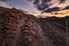 Desierto de Tabernas (Carlos J. Teruel) Tags: sunset cloud rock landscape atardecer photography nikon tokina cielo nubes desierto almeria rocas tabernas tokina1116 xaviersam carlosjteruel d800e