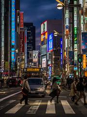 Streetlife4-3310741 (jessylein1) Tags: street japan tokyo abend streetlights strasse streetphotography streetlife olympus stadt streetphotografie strassenleben strassenlichter strassenfotografie streetfotografie omdem5