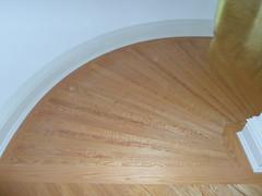 Custom fans (SuperiorFloors) Tags: floors oak lakegeorge fans custom redoak hardwood