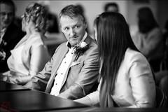 Huwelijk Anja & Patrick (Yannig Van de Wouwer) Tags: anjapatrick gemeentehuis huwelijk marriage trouw wedding