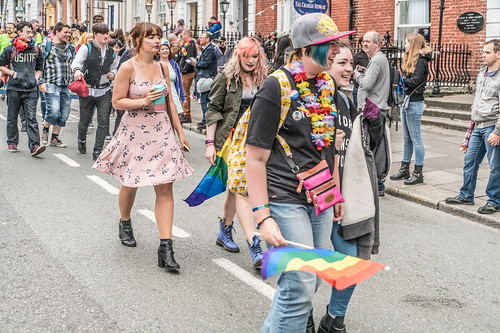 PRIDE PARADE AND FESTIVAL [DUBLIN 2016]-118143