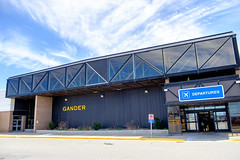20160524 057 Gander International AIrport (scottdm) Tags: ca travel canada may gander 2016 newfoundlandandlabrador ganderinternationalairport yqx