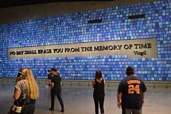 No Day Shall Erase You (Robinho67) Tags: nyc usa museum memorial downtown manhattan 911 twintowers wtc september11 worldtradecentre