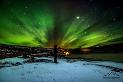 Northern Lights (Valter Patrial) Tags: lights arctic aurora polar northern circulo boreal rtico expedies photogrficas
