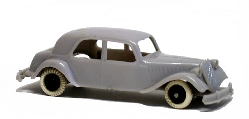 Clé Citroën 11