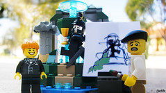 Week 8 (chrisofpie) Tags: chris cute art nature project painting pie toy toys outdoors star funny artist lego jester super story liam legos painter hero knight week minifig weeks mime 52 rofl minifigure minifigures publicist 52weeks stunningphotography legohero whitejester stunningphotogpin chrisofpie 52weeksofliamthemime