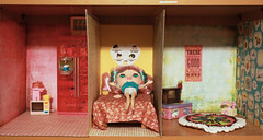 Koral-Apartment-1 (MaceyLou) Tags: color toys miniatures eyes doll dolls barbie change blythe dollhouse cce dollfurniture blybe colorchangingeyes ccedoll