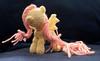 Amigurumi Fluttershy (Crochet My Little Pony in progress) (Terriko) Tags: pegasus crochet pony amigurumi mylittlepony mlpfim