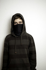 (Philipp Ebert) Tags: light boy young gritty hood strobe