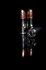 9MM (R_Moncada) Tags: reflection glass nikon flash tripod bullet ammo speedlight ammunition cls 9mm luger speer hollowpoint jhp sb900 golddot 124gr d300s tokina35f28atxpro