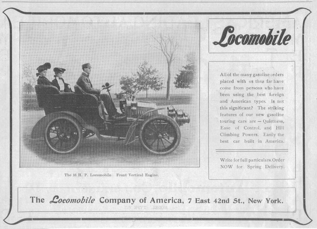 The World\'s newest photos by old car ads - Flickr Hive Mind