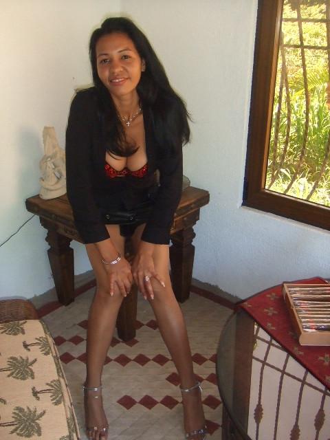 schöne karibische Frauen