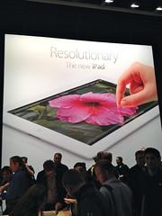 Apple iPad 3 Event