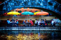 San Antonio Riverwalk (Matt Pasant) Tags: canonef70200mmf28lis