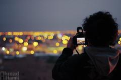. (Ahmad Al-Hamli) Tags: canon bokeh mm f18 50 تصوير السعودية الرياض شتاء برد 550d كاميرا ليلي المجمعة عزل بوكيه