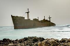 Kish Island(Iran) The Greek Ship   (Amir Maljai( )) Tags: nikon iran d200 hdr kishisland   thegreekship