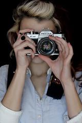 Janice Photo Shoot (Lexus Grenier Photography) Tags: blackandwhite color film fashion boston canon studio photography model photoshoot hipster photograph indie portfolio canon60d