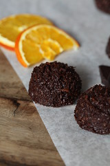 """raw macaroon cacao-orange • <a style=""""font-size:0.8em;"""" href=""""http://www.flickr.com/photos/78016925@N03/6840820092/"""" target=""""_blank"""">View on Flickr</a>"""