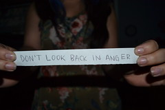 don't look back in anger (hardfuckingcore) Tags: music look sign back lyrics song text anger oasis dont lyric dontlookbackinanger