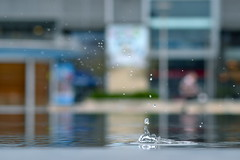 Ripple (Reece, The Kid) Tags: road blue sea urban white abstract black blur colour green bird water beautiful bike bicycle architecture contrast docks photoshop canon buildings river landscape eos frozen photo amazing jump aperture nikon bmx long exposure flickr dof skateboarding bell photos bokeh d 5 great levitation best ring gloucester 7d shutter pepsi colourful 700 effect ding 800 hue depth 1000 filed obscure birstol photogeaphy saturdation d3100 stunnijg