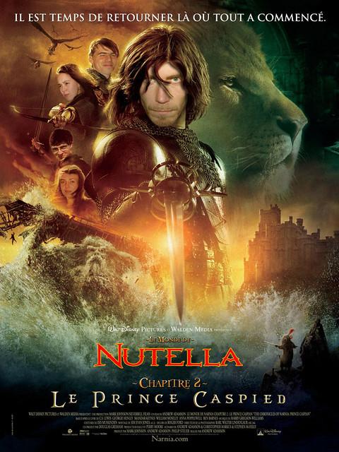 Le monde de Narnia 2 - le prince caspian