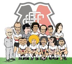 Selesanta~1 (JCONLINE) Tags: santacruz charge ronaldo camara futebol 2012 ilustraes chargista