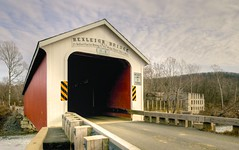 Rexleigh Covered Bridge (jcbwalsh) Tags: bridge ny newyork covered salem rexleigh