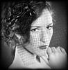why so serious?... (akal_flickr) Tags: portrait bw female ostrellina
