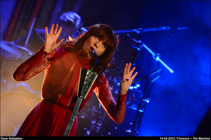Florence + The Machine @ Effenaar