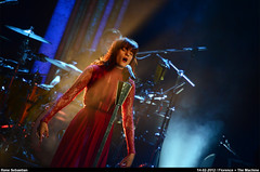 Florence and the Machine - 14-02-2012 - Live @ Effenaar, Eindhoven (renesebastian) Tags: florence machine eindhoven showcase 3voor12 effenaar 3fm florenceandthemachine florencethemachine effenaareindhoven lastfm:event=3177209