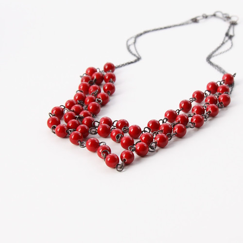 red sea necklace