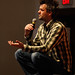Shaun Groves speaks during Spiritual Life Week Chapel