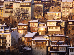 Cuddling houses (Miss_Smile) Tags: houses house architecture bulgaria velikoturnovo