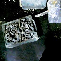 Factory_3 (Giulia_) Tags: paris france rue marais pice socit usine fer jan12 industriel cendres cendre joaillerie outil francsbourgeois