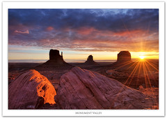Monument Valley (lomarot www.dawnlightphoto.com) Tags: travel november arizona usa west sunrise landscape utah desert monumentvalley rockformations navajonation d700 nikond700