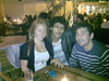 Con Evelyn, Pamela, Alvarin y Gerardo (magoblin) Tags: movil desde equipo enviado