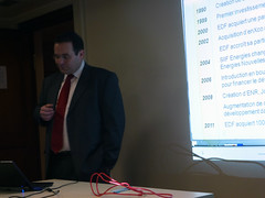 David Corchia, CEO, EDF Energies Nouvelles (Touro College France) Tags: renewableenergy greenelectricity davidcorchia edfenergiesnouvelles