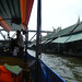 Leaving the floating market