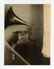 (k.e.k.) Tags: barcelona film analog tip instant expired peelapart polaroid180 impossibleproject polaroidchocolate100