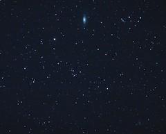 M_106 (Chuck Manges) Tags: sky night canon stars space cluster telescope galaxy nebula astrophotography orion astronomy meade Astrometrydotnet:status=solved Astrometrydotnet:version=14400 Astrometrydotnet:id=alpha20120212415020