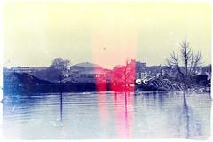 Rhine flood 1993