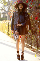 Cut it Out (lusttforlife) Tags: blogger costumenational minkpink rebeccaminkoff outfitpost goldielondon spring2012