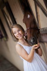 Lauren_7451 (ehonig) Tags: ranch park portrait horse girl stable