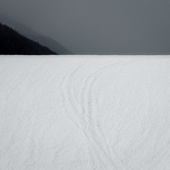 Tracks (koeb) Tags: schnee snow mountains alps tracks spuren berge alpen styria pichl steiermarck