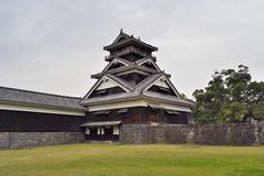 Uto Yagura (jpellgen (@1179_jp)) Tags: castle japan japanese march spring nikon asia nippon samurai nikkor turret nihon kumamoto kyushu 2012 kato bushi yagura uto 熊本城 kiyomasa d3100