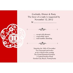 Japanese Wedding Gift Card : Gallery (derick.yeoh) Tags: wedding red cards shower happy japanese ...