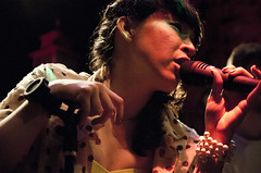 Little Dragon at Le Baron [May 3rd 2012] (Elaan Ventura Bourn) Tags: show nyc music concert live livemusic lebaron littledragon