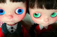 Pippaandpom Twins <3